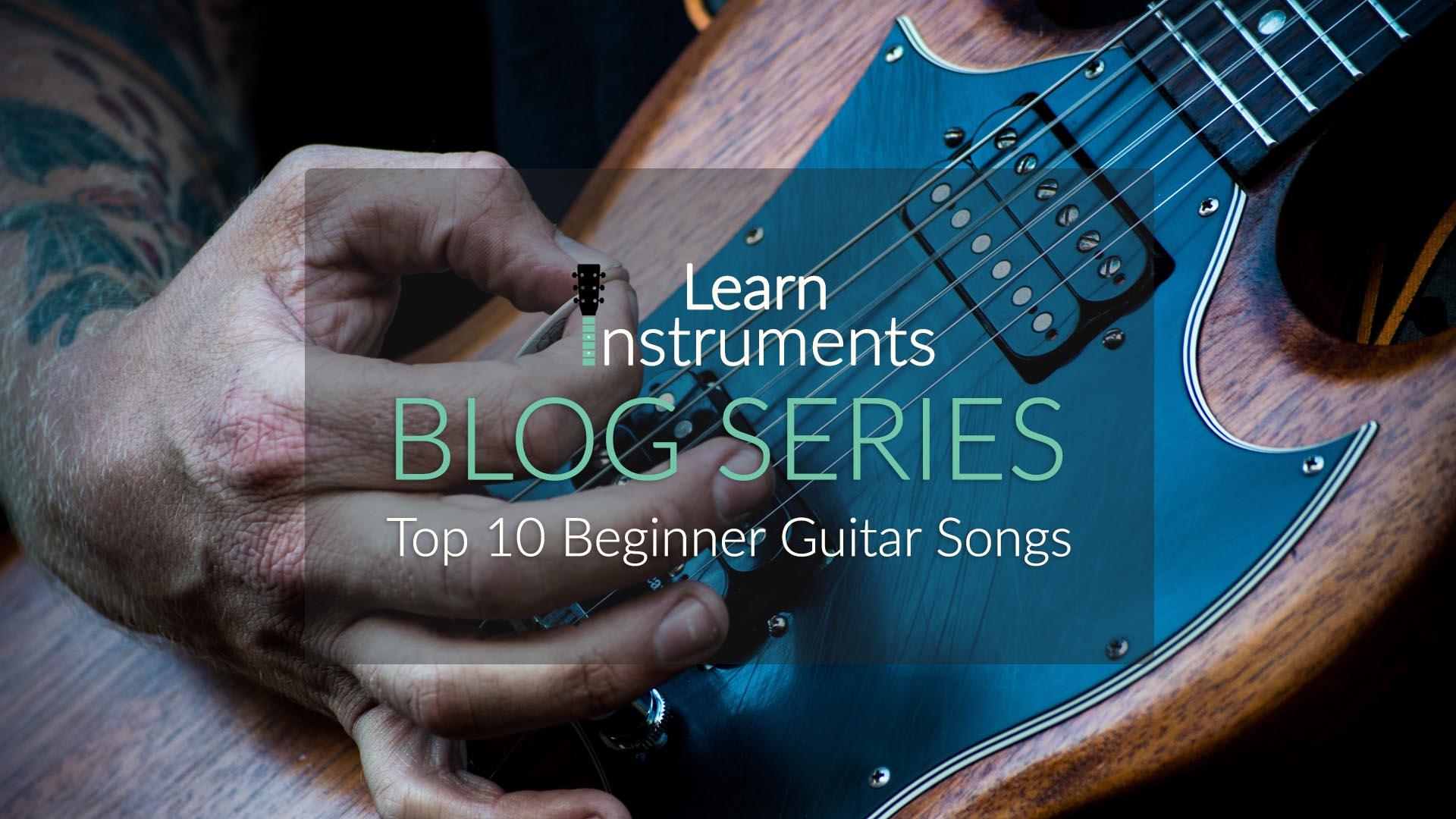 best beginner guitar songs