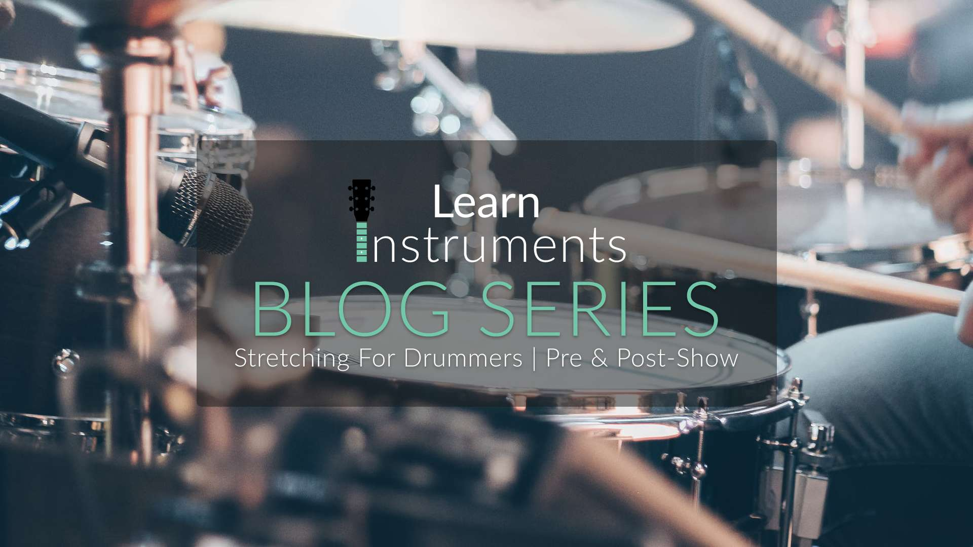 stretches for drummers