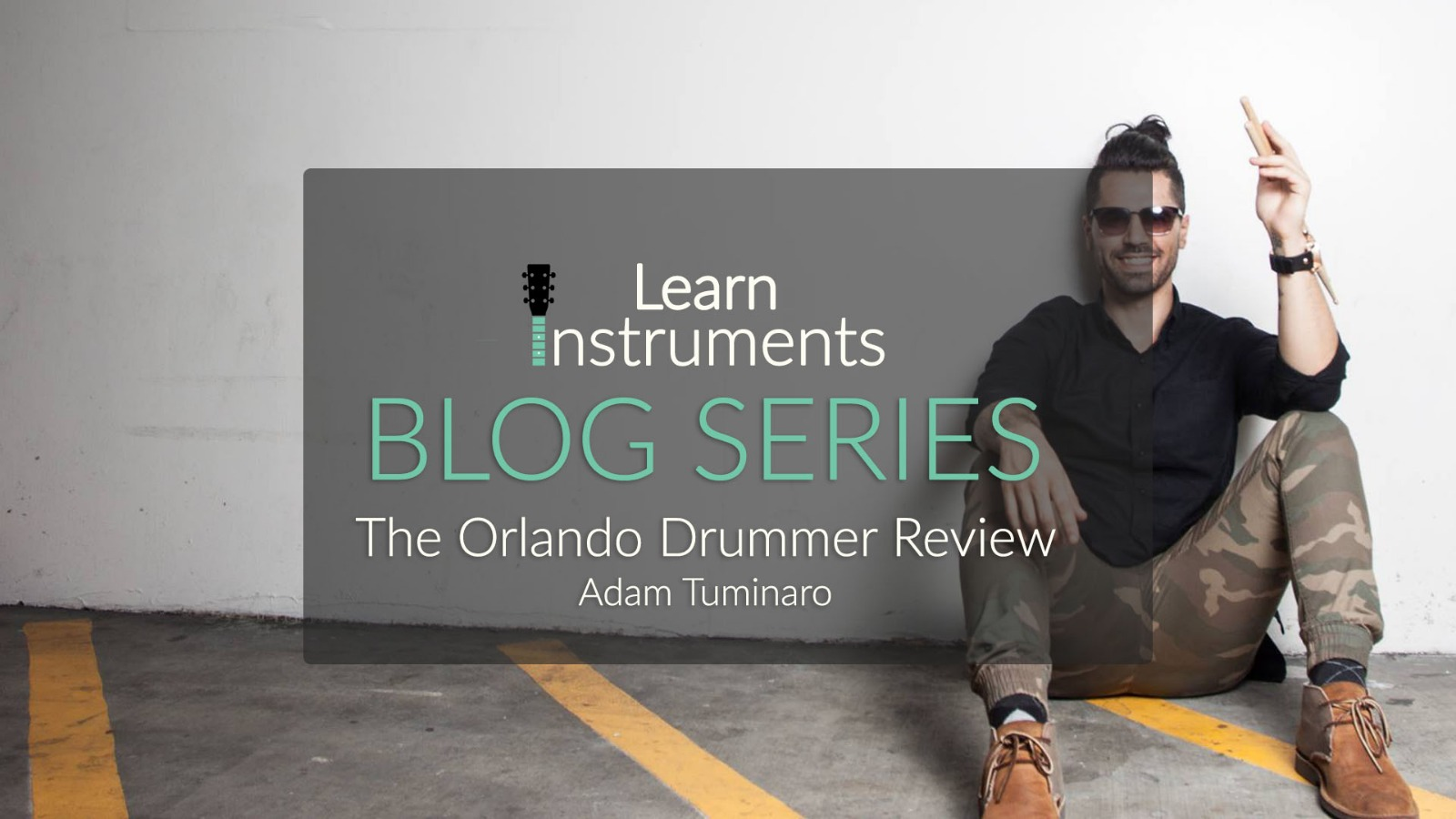 Adam Tuminaro | The Orlando Drummer