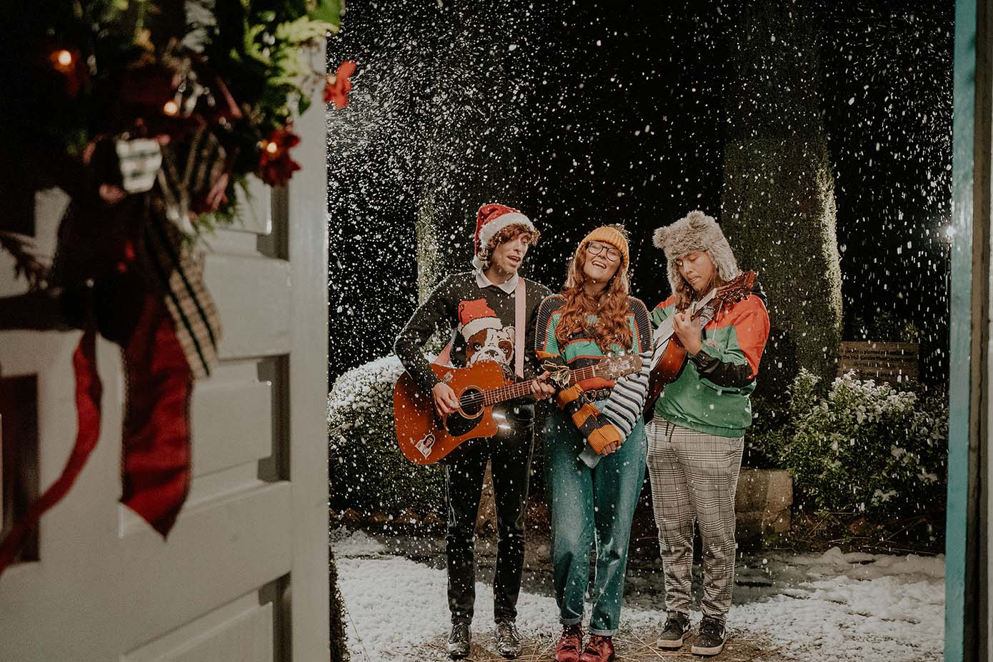 best Christmas songs to play